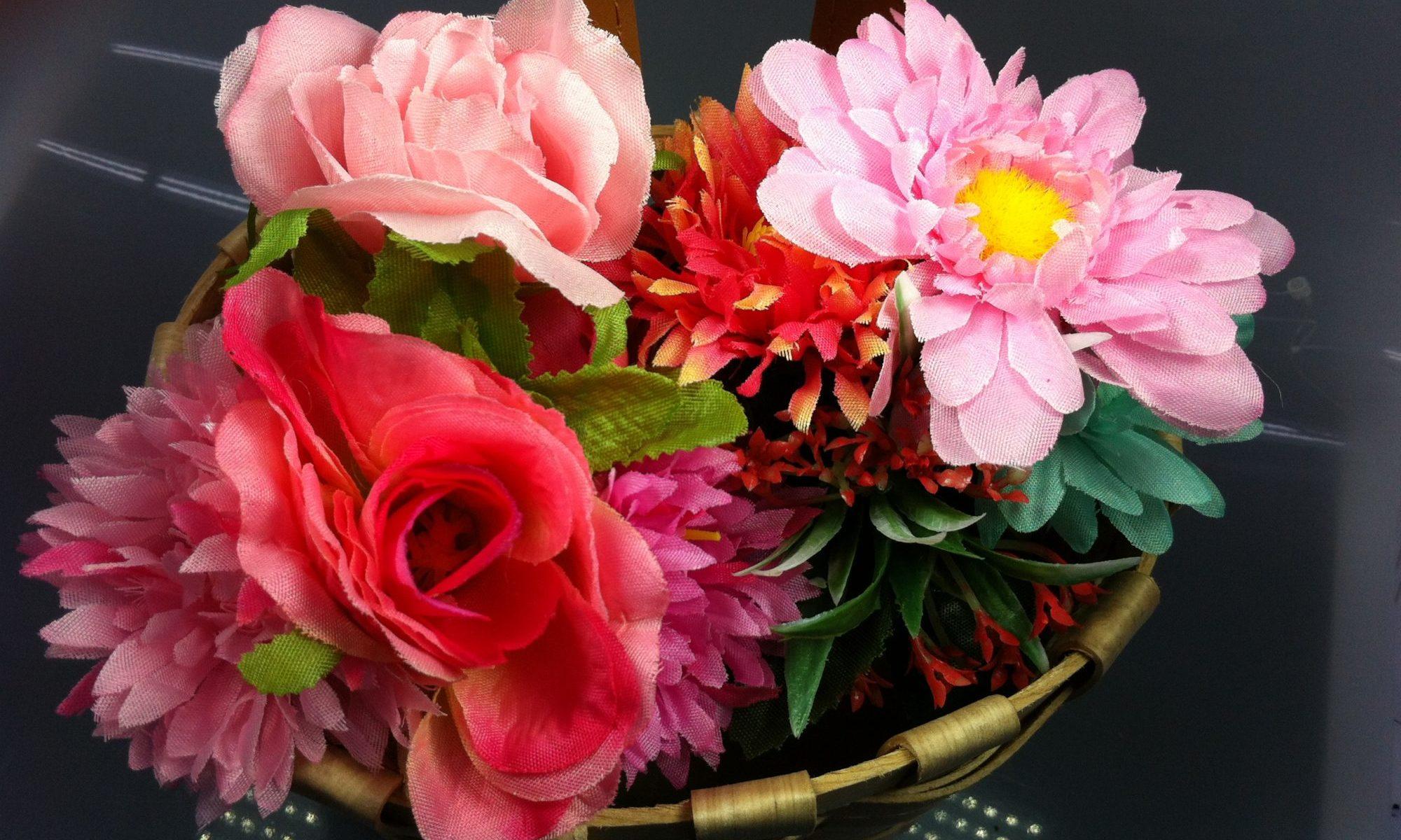 妻に花を送ろう