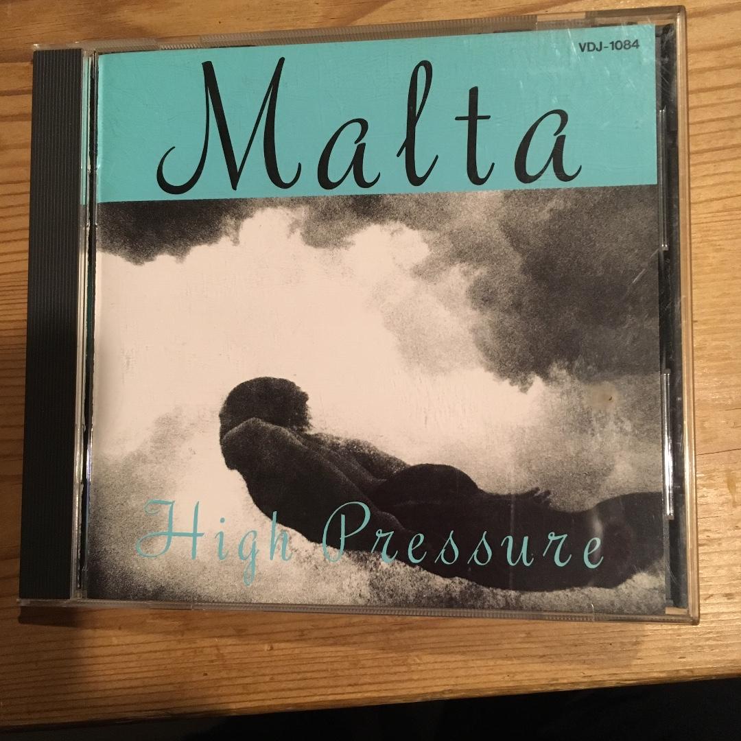 マルタのCD