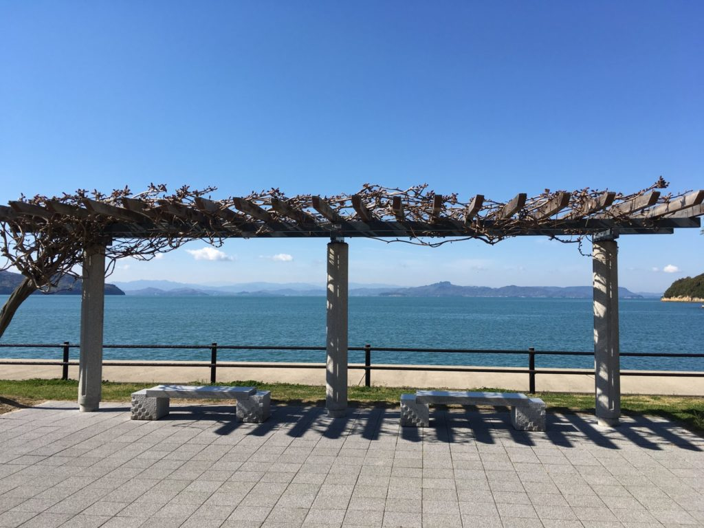 海沿い風景